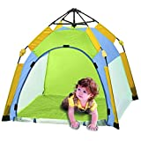 One Touch Lil Nursery Tent - Green