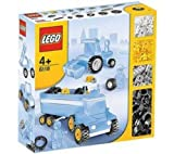 Lego Bricks - Wheels - 6118