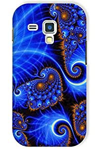IndiaRangDe Case For Samsung Galaxy S3 III Mini I8190 I8190N (Printed Back Cover)