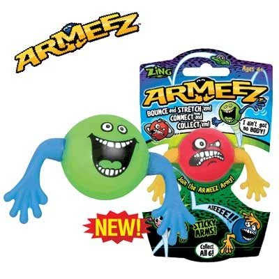 Zing Armeez(Bounce/Stretch/Connect/Collect)