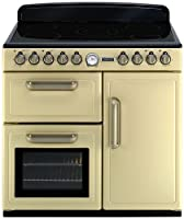 Leisure CMTE95C Electric Range Cooker Free Standing Cream by Leisure