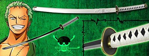 Wado ichimonji strada dell'armonia one piece katana zoro spada sword cosplay