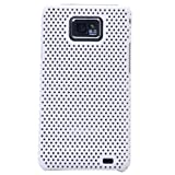 Iprotect ORIGINAL SAMSUNG GALAXY S2 I9100 NETZHARDCASE IN WEISS / WHITE HLLE Galaxy S2 S 2 SII Schutzhllevon &#34;iprotect&#34;