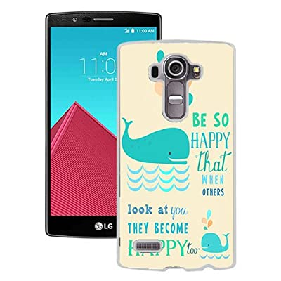 Unique Case for LG G4,Cute Hard Phone Case from FEATA