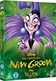 The Emperors New Groove [Blu-ray] Disney Villains O-Ring Slipcover Edition UK Import (Region Free) Disney Classics #39