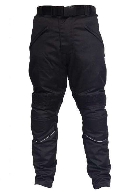 Tous les pantalons imperméables et CE blindée moto noir