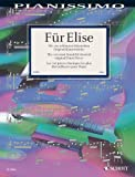 Für Elise - The 100 most beautiful classical Piano Pieces - Pianissimo series - piano