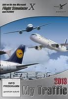 Flight Simulator X - My Traffic 2013 (Add-On) [import allemand]