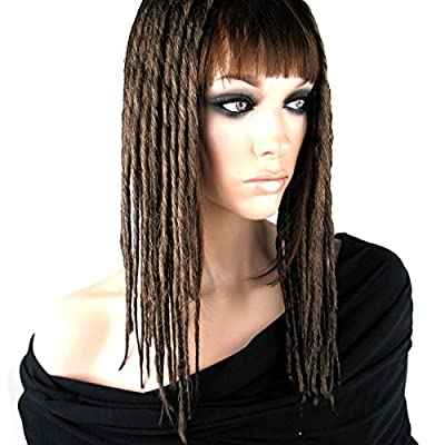 Doctored Locks Premade Synthetic Dreadlocks - Double Ended Hair Extensions