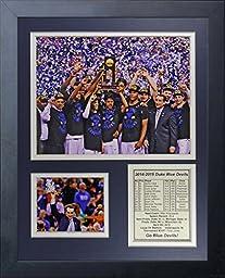 NCAA Duke Blue Devils 2015 Basketball National Champions Legends Never Die Celebration Framed Photo Collage, 11\