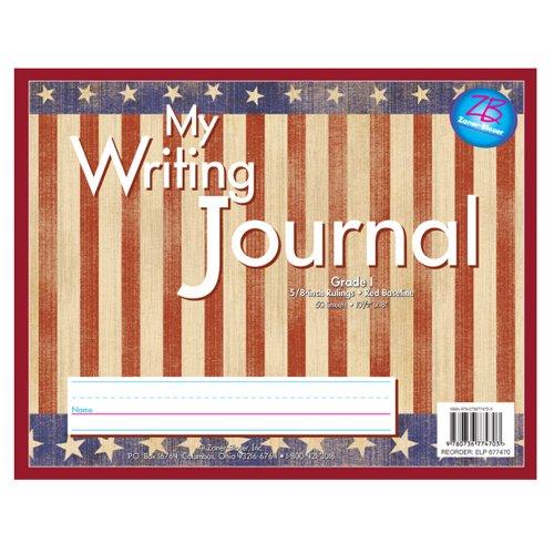 Zaner-Bloser My Writing Journal Grade 1, Americana (677470)