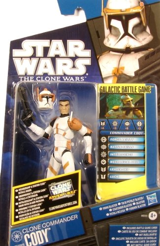 Clone Commander Cody Star Wars