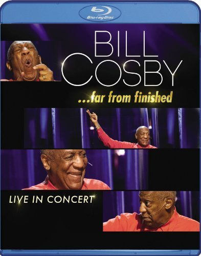Bill Cosby... Far From Finished [Blu-ray] by Comedy Central