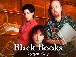Black Books Season 1