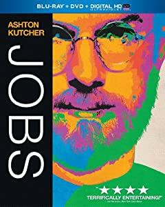 JOBS (Blu-ray + DVD + Digital HD UltraViolet)