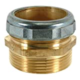UPC 026613002439 product image for Brass Craft 196B 1-1/2-Inch O.D. x 1-1/2-Inch Male Pipe Thread Waste/Trap  | upcitemdb.com