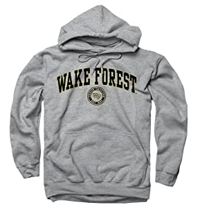 Wake Forest Demon Deacons Adult Arch & Ring Hoody by Unknown