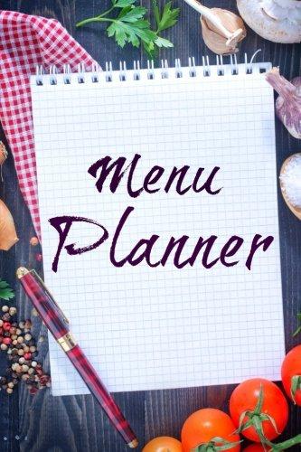 Menu Planner (1) (Volume 13) by Creative Planners