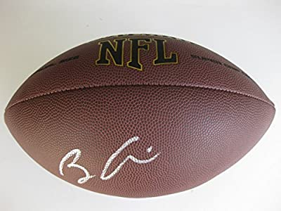 Bruce Arians Arizona Cardinals, Signed, Autographed, NFL Football, a Coa with the Proof Photo of Bruce Signing Will Be Included