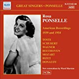 American Recordings 1939 and 1954 Rosa Ponselle