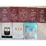MISSHA M PERFECT COVER BB,CC CREAM #13,#21,#23,#27.#31Cleaner assorted 8 samples