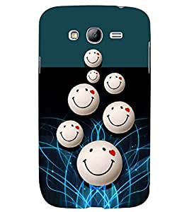 PRINTSWAG SMILEYS Designer Back Cover Case for SAMSUNG GALAXY GRAND NEO