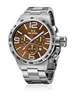 TW Steel Reloj de cuarzo Unisex CB23 Canteen Collection 45 mm