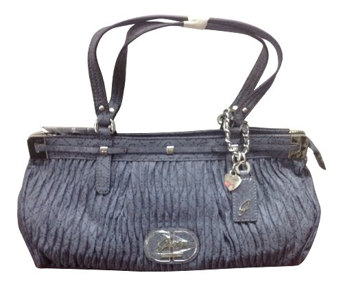 Guess cool disco small satchel borsa a secchiello donna for Borse guess amazon