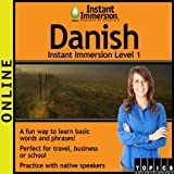 Product B00BHIXSZ8 - Product title Instant Immersion Danish - Level 1 (12-month subscription)