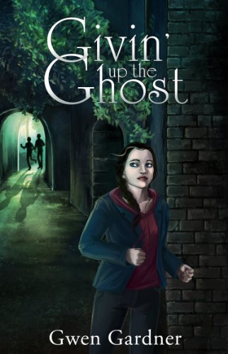 Book: Givin' Up The Ghost (An Indigo Eady Paranormal Mystery) by Gwen Gardner