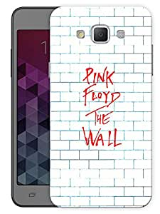 """Humor Gang Pink Floyd The Wall Art Printed Designer Mobile Back Cover For """"Samsung Galaxy A7"""" (3D, Matte, Premium Quality Snap On Case)"""