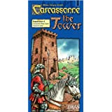Carcassonne The Tower Expansion Board Game