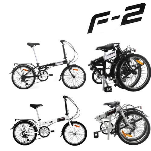 Purchase Hasa Folding Foldable Bike Sram 6 Speed