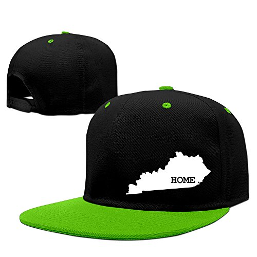 TOPNN Hip-pop Kentucky Baseball Caps KellyGreen (Tyson Chicken Fried compare prices)