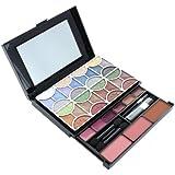 ETA 41 Color Eye Shadow Blusher Lip Gloss Makeup Kit 1.35 OZ BR