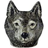 Quail Ceramics - Wolf Face Egg Cup