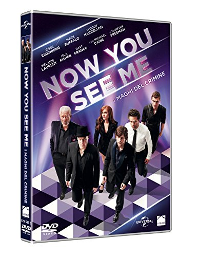 Now You See Me I Maghi Del Crimine PDF