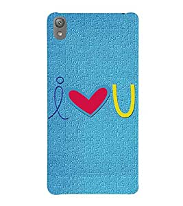 Perfect print Back cover for Sony Xperia E5