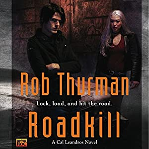 Cal Leandros, Book 5 - Rob Thurman