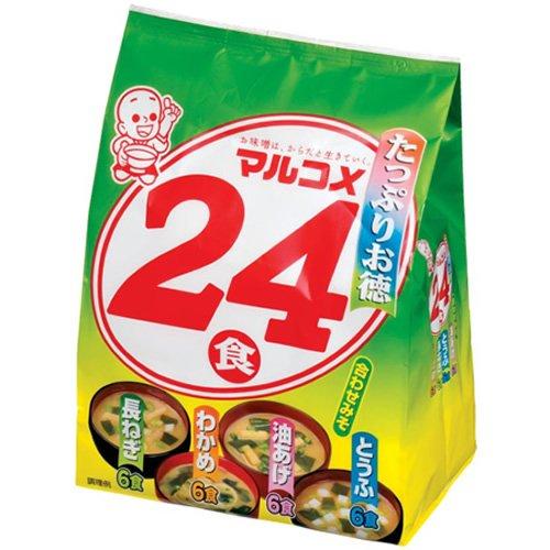 マルコメ たっぷりお徳 24食