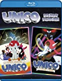 Unico Double Feature: The Fantastic Adventures of Unico / In the Island of Magic [Blu-ray]