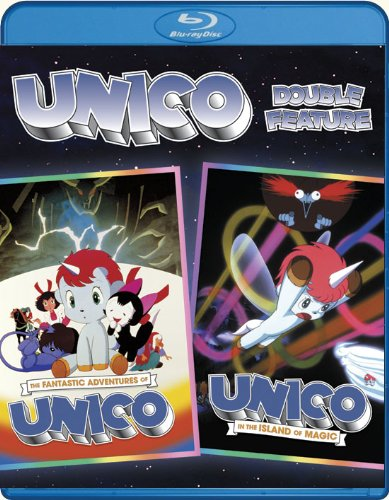 Unico Double Feature [Blu-ray] [Import]