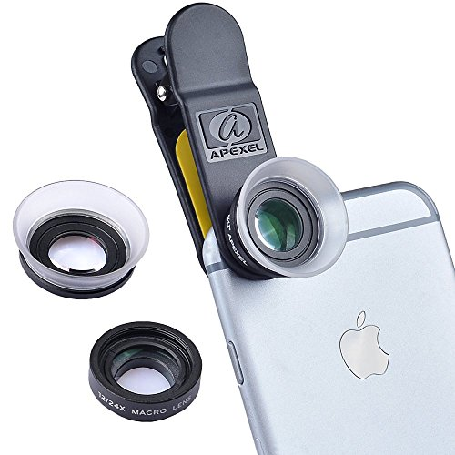 Apexel-Macro-Lens-2-in-1-12x-Macro-Lens-24x-Macro-Mobile-Camera-Lens-Kit-for-Iphone-Samsung-HTC-Xiaomi-Android-Smartphones