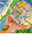今村幸治郎  デザイン ポストカード 1990year