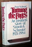 img - for Turning the pages: An insider's story of Simon & Schuster, 1924-1984 book / textbook / text book