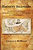 img - for Eminent Islanders by McMillan Charles (2007-11-09) Paperback book / textbook / text book