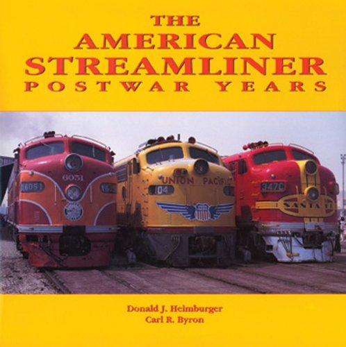 Buy American Streamliner Postwar Years091158160X Filter