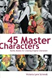 cover of 45 Master Characters