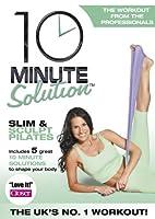10 Minute Solution - Slim And Sculpt Pilates