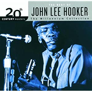 John Lee Hooker -  The Masters